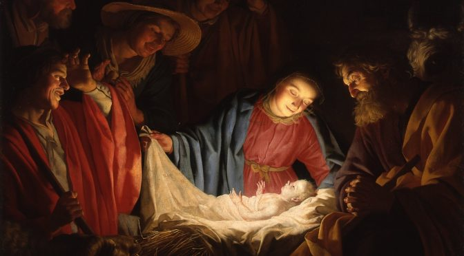 Christmas Day: The Good News that Changes People